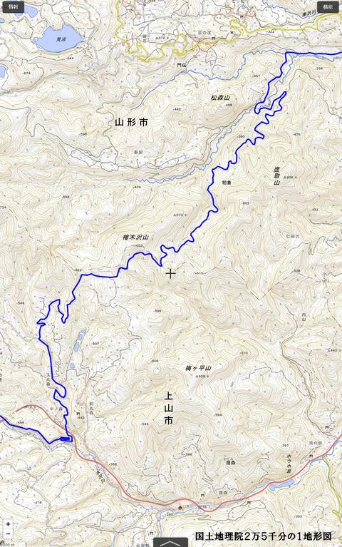 鷹取林道01