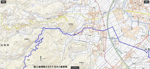 鷹取林道02