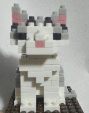 プチブロック飼い猫14