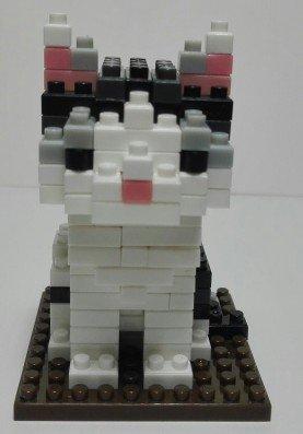 プチブロック飼い猫19