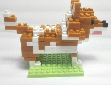 プチブロック飼い犬26
