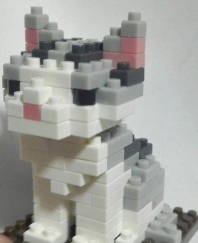 プチブロック飼い猫15