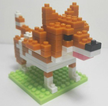 プチブロック飼い犬25