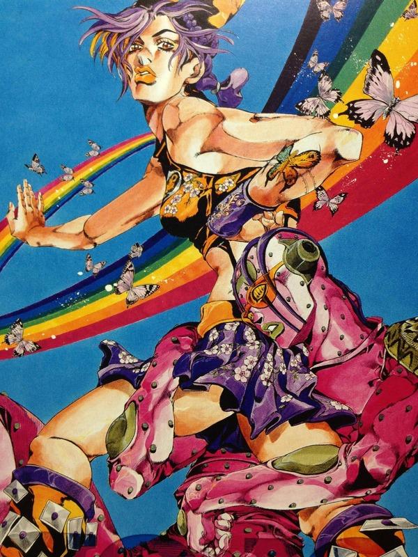 NAVER まとめ【完全版】6部スタンド使い&能力一覧【ストーンオーシャン】【ジョジョの奇妙な冒険第…