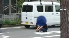 """交通トラブルで仰天行動 「降りろ!」 男の""""最終手段""""は..."""