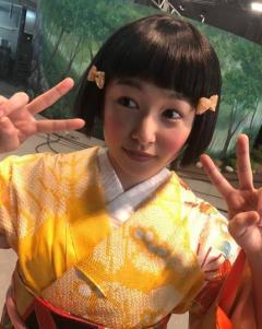 桜井日奈子、『バカ殿』の衝撃的ビジュアルにファン興奮 「かわいすぎ」