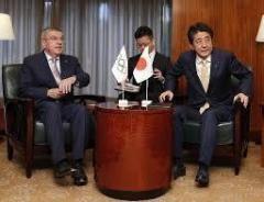 IOC「安倍首相が負担同意」 五輪・パラ延期で3千億円