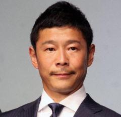 前澤友作氏 一部報道を否定「僕の借金は約600億円です」