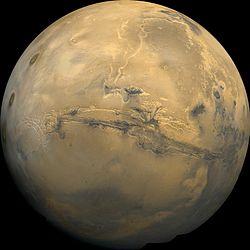 【テラフォーミング】火星に地球の一年分の生産量のフロンを撒けば火星に海ができるらしい