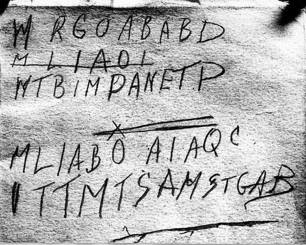 【未解決事件】謎の暗号を残し死んだ身元不明の男 ソマートン・マン