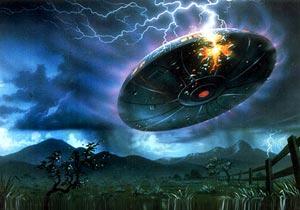 【超怖い話 実話 UFO】宇宙人は地球の「核」を監視している! UFOが福島第一原子力発電所で複数目撃される