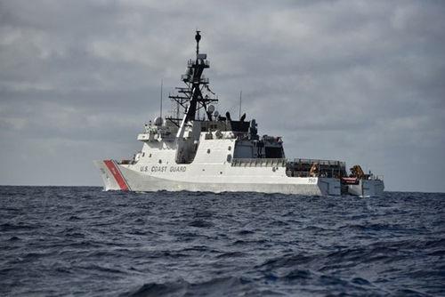 【ムンちゃん悲報】北朝鮮船「瀬取り」取り締まりに米沿岸警備隊も参加 何故か韓国ではなく日本に派遣w