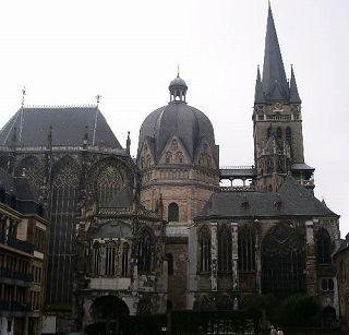 アーヘン大聖堂の画像 p1_26