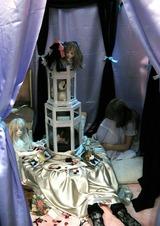 人形の部屋