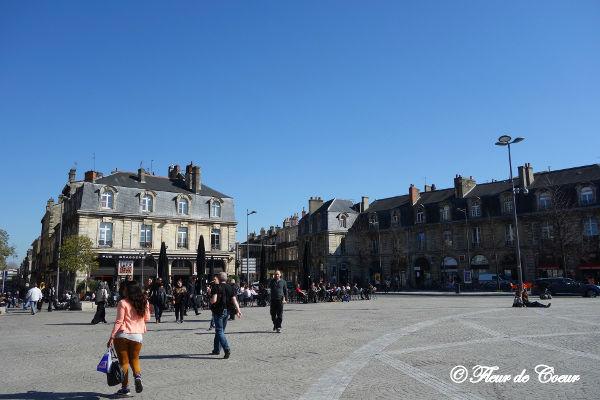 Place de la Victoire @ ボルド...