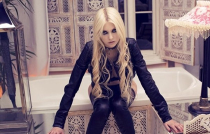 The Pretty Reckless@Light Me ...