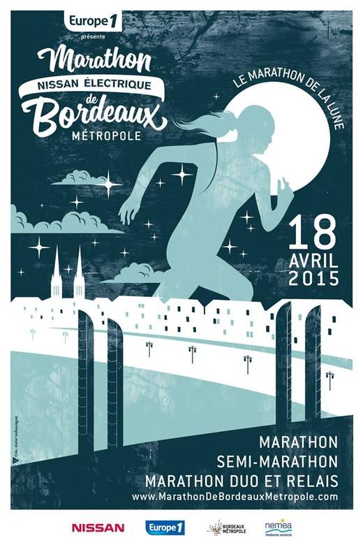 Le Marathon de Bordeaux Metrop...