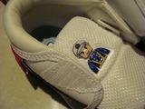 トミカのパトカー靴140501-2