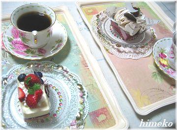 20100414 ケーキ360himeko
