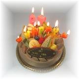 6周年ケーキ
