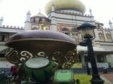 イスラム寺院:サルタンモスク