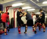 体験キックボクシング