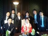 H夫妻・結婚式4