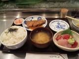 西麻布・煮魚定食