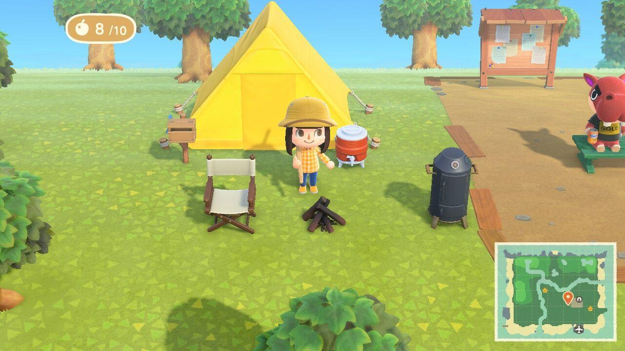 森 キャンプ 場 あつ