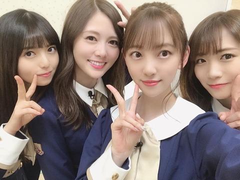 【速報】来年正月の格付けチェック坂道枠出演は乃木坂でこの4人か!?