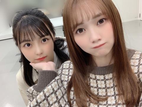 【速報】乃木坂4期生ルックス2トップメンバーwwwwwww(画像あり)