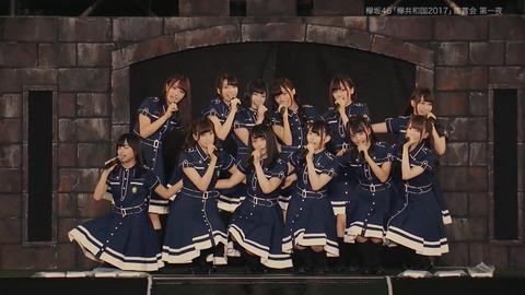 【悲報】日向坂46メンバー、邪魔者扱いされてしまう・・・