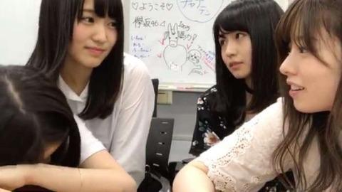 【悲報】欅坂46菅井友香×長濱ねるのSHOWROOMイジメ確執問題が再燃・・・・