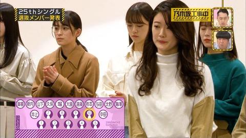 【悲報】乃木坂46堀未央奈さん、福神没落にブチギレか・・・?