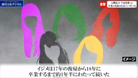 欅 坂 46 イジメ ファイブ と は