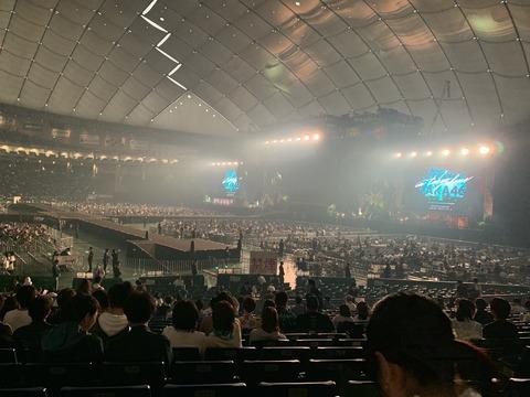 【朗報】欅坂の東京ドームライブの結果、日向坂が欅坂を抜かせそうな件wwwwwwwwwww