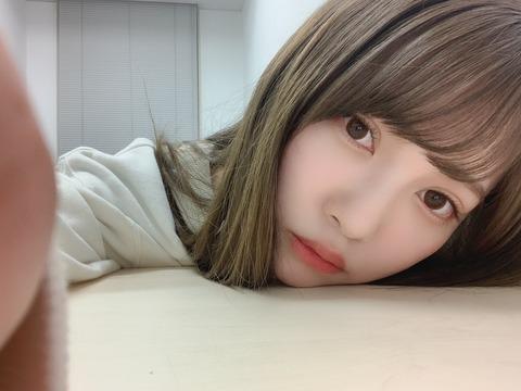 【悲報】日向坂46加藤史帆ちゃん、自信を無くしてしまっている模様・・・・。