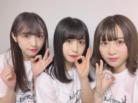 【緊急悲報】欅坂46長沢菜々香の卒業で渡辺梨加も卒業しそうな件・・・・