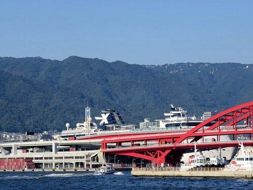 外国大型客船