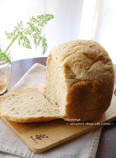 シリアル入り食パン4