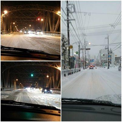0125雪の朝