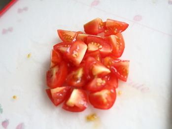 ミニトマト3個