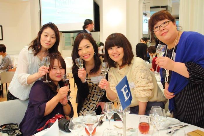 Nadia5周年記念パーティ☆参加してきました♡