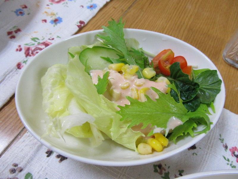 hinatunの!なちゅらる日記-グリーンサラダ
