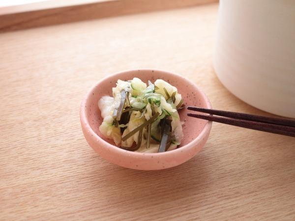 白菜ときゅうりのお漬物・横斜俯瞰_1600