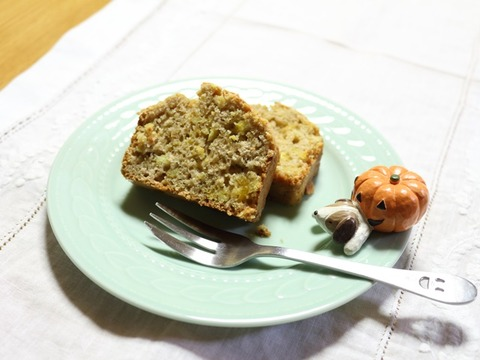 かぼちゃとさつまいものケーキ