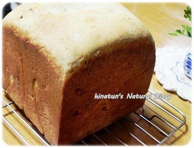 くるみ入り ミルク食パン