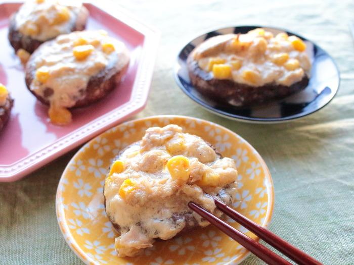 飛騨・美濃やまっこのツナマヨコーン焼き【レシピ】岐阜クッキングアンバサダー