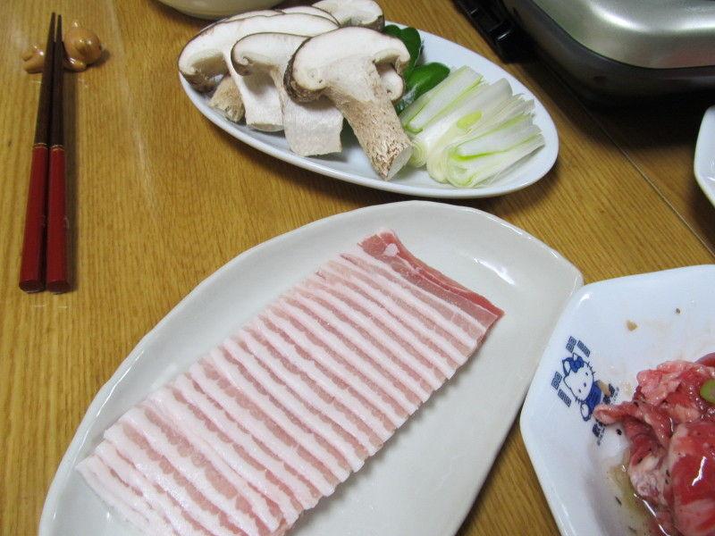 hinatunの!なちゅらる日記-豚バラ+お野菜