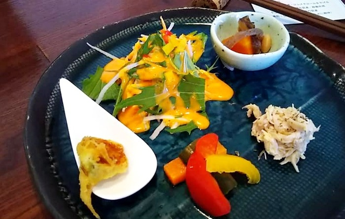 """岐阜市茜部にある""""薬膳カフェ""""ZENに行ってきました。"""